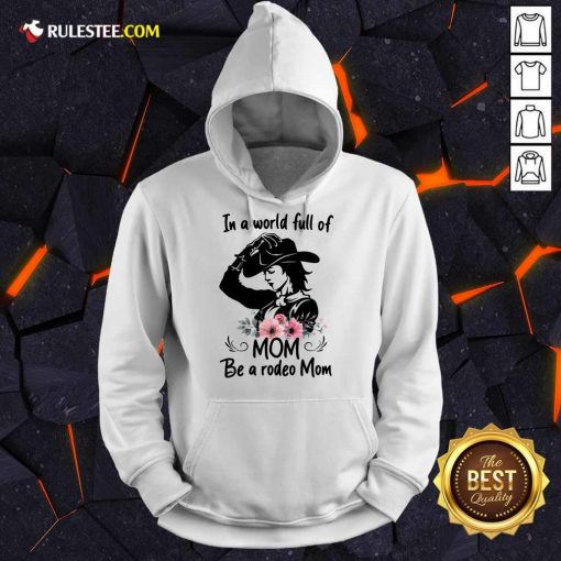 Hot Flower Dog Mom The Woman The Myth The Bad Influence Hoodie