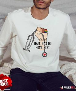 Hot Registered Nurse Hate Has No Home Here Sweater