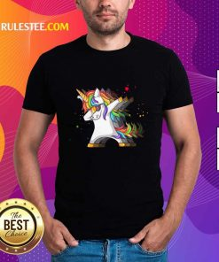 Nice LGBT Unicorn Shirt