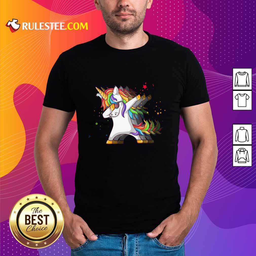 Nice LGBT Unicorn Shirt