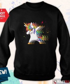 Nice LGBT Unicorn Sweater