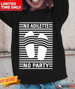 Original No Adilette No Party Long-Sleeved