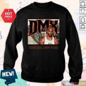 Perfect DMX Yonkers New York Sweate