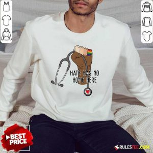 Top Hate Has No Home Here Sweater
