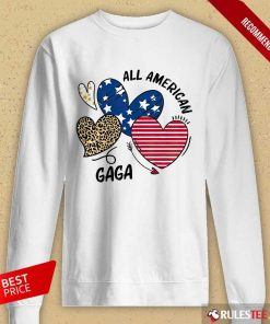 All American Gaga Long-Sleeved
