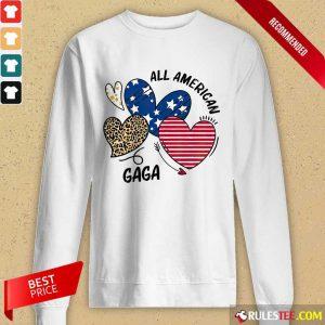 All American Gaga Long-Sleeved