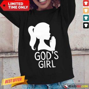 God's Girl Long-Sleeved