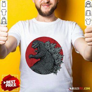 Godzilla Blood Moon Shirt