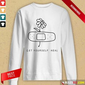 Let Yourself Heal Long-Sleeved