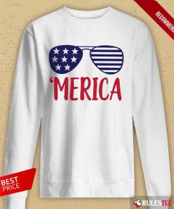 Merica Long-Sleeved