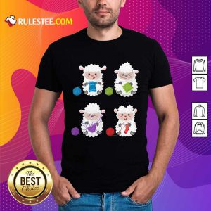 Sheep Knitting Lover Shirt