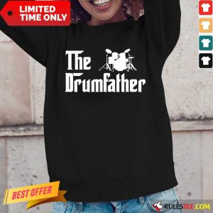 The Drum Father Long-Sleeved