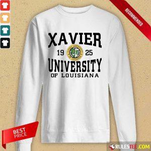 Xavier University Of Louisiana Long-Sleeved