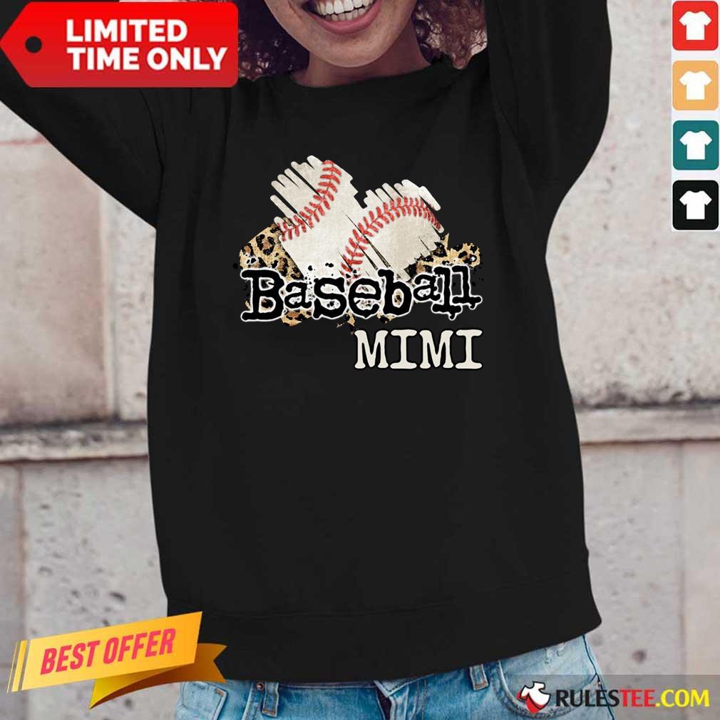 Baseball Mimi Long-Sleeved