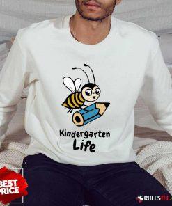 Bee Kindergarten Life Sweater