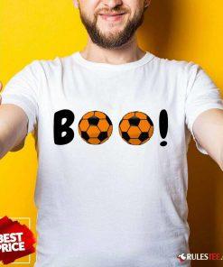 Boo Ball Soccer Shirt