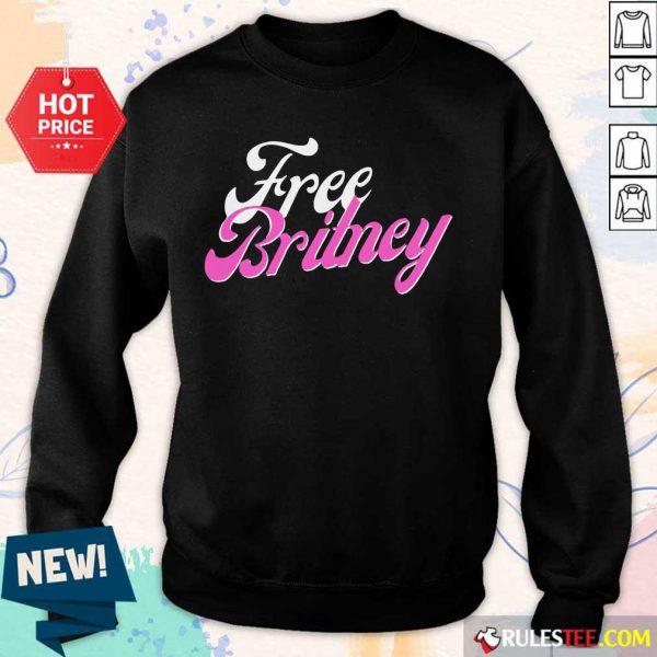 Free Britney Movement Sweater