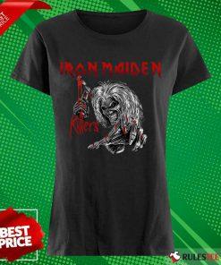 Iron Maiden Killers Ladies Tee