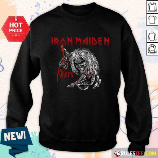 Iron Maiden Killers Sweater