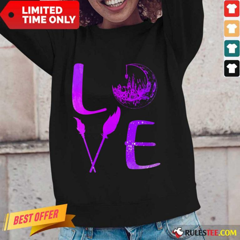 Love Witch Long-Sleeved