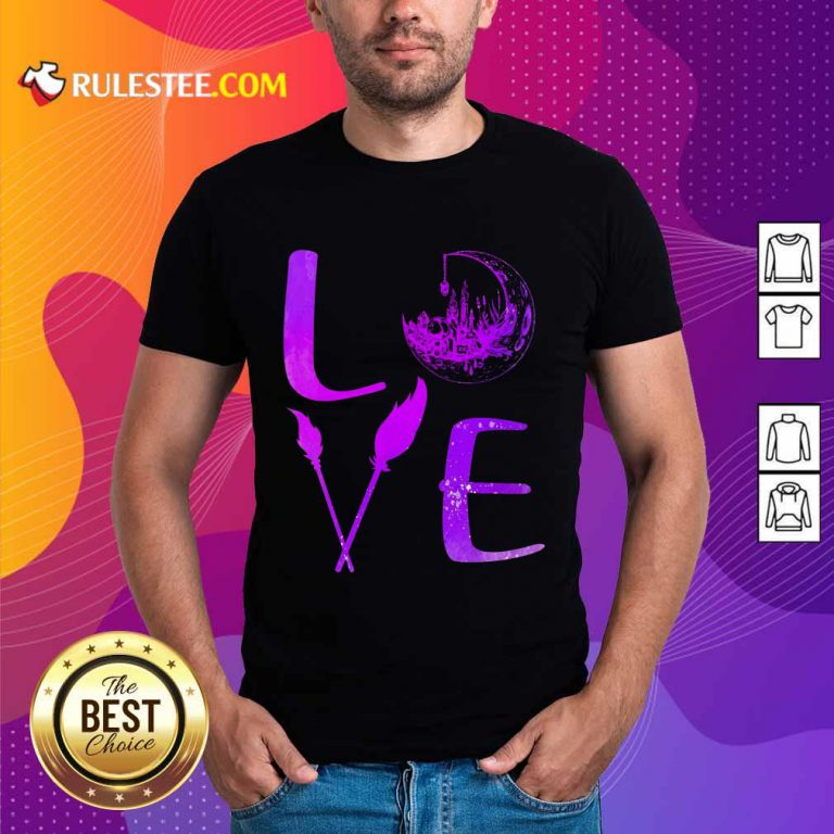 Love Witch Shirt