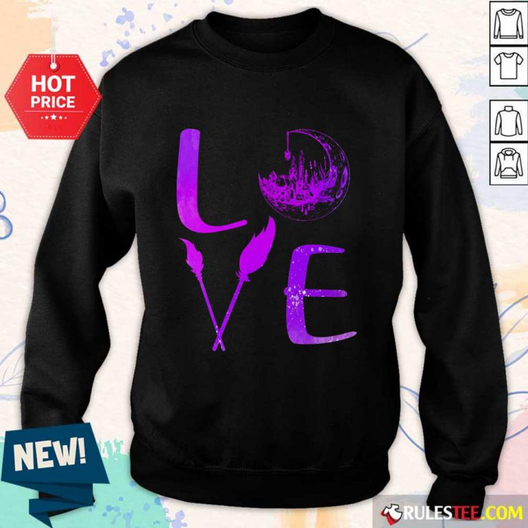 Love Witch Sweater