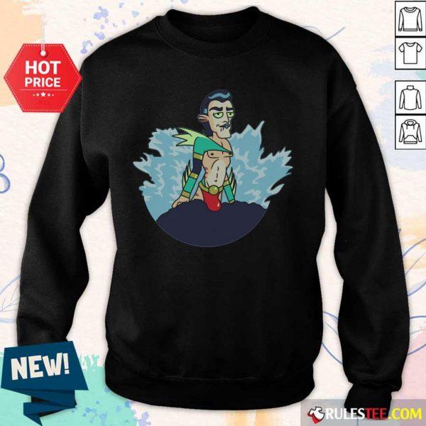 Mr.Nimbus The Little Nimbus Art Sweater