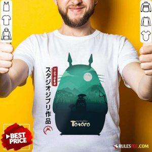 My Neighbor Totoro Shirt
