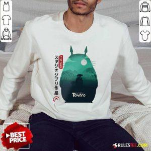 My Neighbor Totoro Sweater