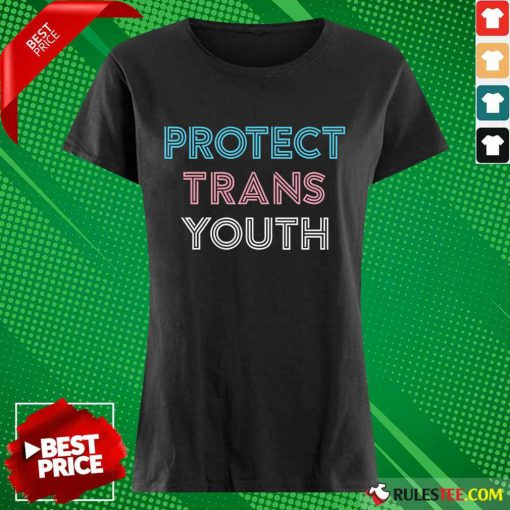 Protect Trans Youth Ladies Tee