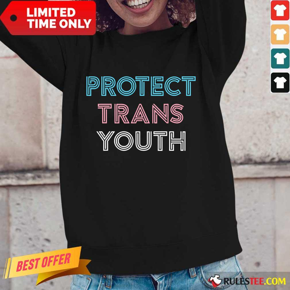 Protect Trans Youth Long-Sleeved