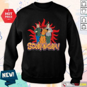 Scooby Doo And Supernatural Scooby Natural Sweater