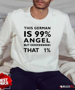 This German Is 99 Percent Angel Sweater