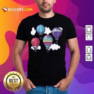 Top Air Balloon Shirt