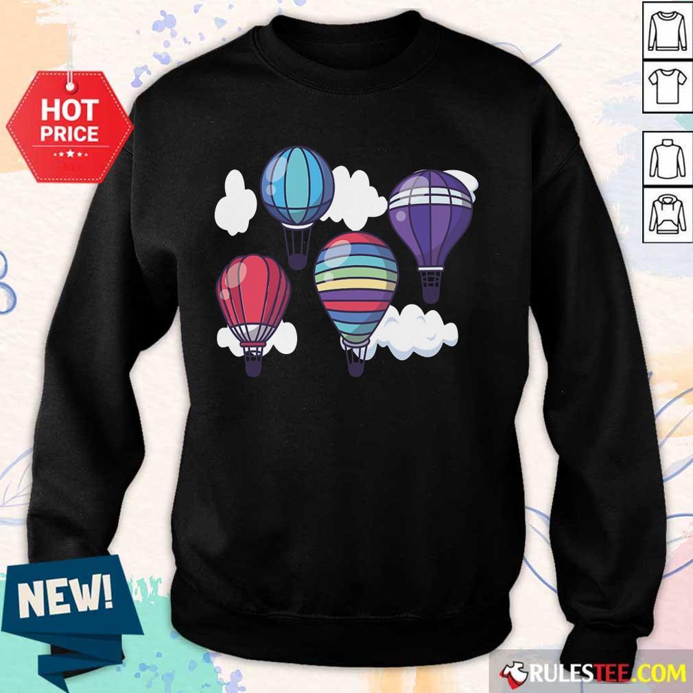 Top Air Balloon Sweater