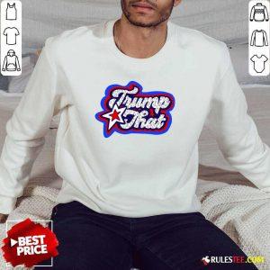 Hot Trump That 2021 Sweater