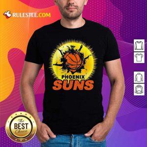 Top Team Baseball Phoenix Suns Shirt